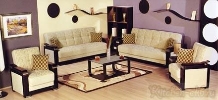 Мягкая мебель «Lina»