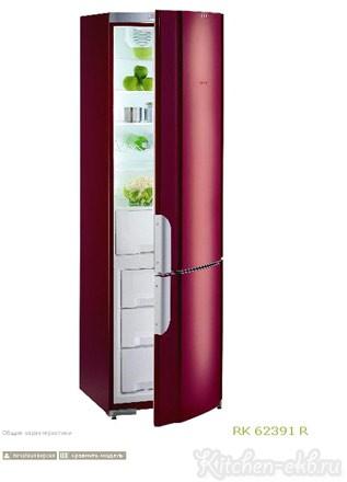 Холодильник «RK 62391 R»