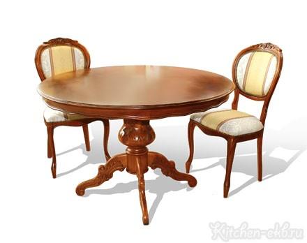 Обеденная группа Стол «336/R», стул «242»