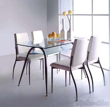 Обеденная группа Стол «В 2091», стул «С 3109»