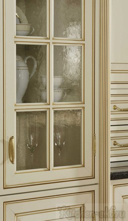Кухня «Британика белая» мебель для кухни в Екатеринбурге