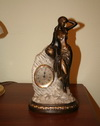 Часы «Девушка с кувшином», арт. 41007Б