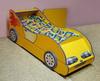 Детская кровать «Машинка»