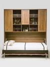 Кровать-библиотека
