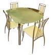 Обеденная зона, стул «С 3098», стул «С 3123», стол