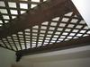 Потолок  с балками и заполнением