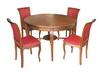Обеденная зона, стул «Саборит», стол «Этюд»