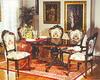 Стол «Tarocco» + стулья