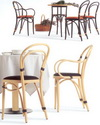 Столы, стулья «Thonet contract»