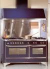 Кухня «Ilve magestic m-150 blu» (серии «Классика»)